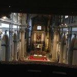 Cathedral from the Vassari Corridor