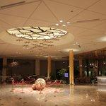 "the ""grand"" lobby"