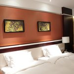 Holiday Inn Beijing Shijingshan Parkview Foto
