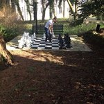 Anyone for a spot of Chess??