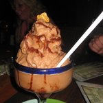 Chocolate Peanut Butter Margarita- D Lish!