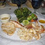 Seafood platter- outstanding!