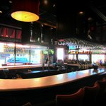 La Luna is our full bar located inside Baci.