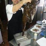 """Chef Ciro Cirillo """"Al Solito Posto"""" Bacoli"""