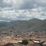 Vista de la ciudad desde Cuscopakers!