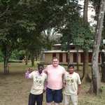 Our wonderful guides!