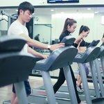 Gym on Level 25