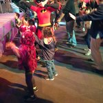 Dancing with Mrs. Incredible!