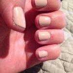 worst manicure ever!