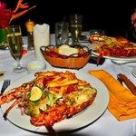 lobster dinner!!!