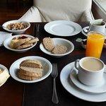desayuno sublime
