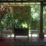 Indoor/Outdoor Lobby