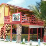 DJ's seaside Bar, home of the famous Boca Burger