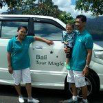 Erna and Mus from Bali Tour Magic