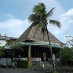 Abi Bali front entrance