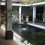 Massage area Koi Spa