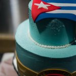 Cake for a Hot Havana Nights birthday party!