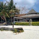 beach volley court