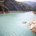 Ridracoli: il lago