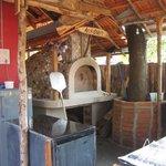...and al fresco kitchen