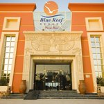 Blue Reef Entrance