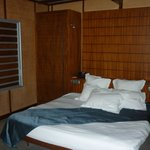 View of the suite - extremely comfy bed.