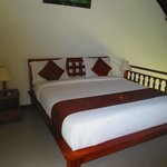 The bedroom on the 2nd floor
