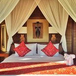 My bed with most furniture from Bali