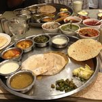 STATUS Restaurant: Gujarati Thali
