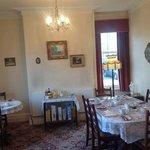 breakfast room, offering full breakfast as well