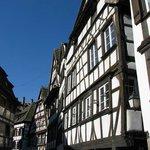 """""""La Petite France"""" buildings"""