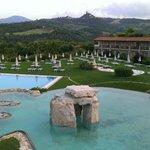 Camere e piscine