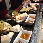 I taglieri di formaggi per la festa della donna