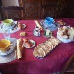Petit Déjeuner Copieux !!!