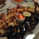 Seafood platter for 2!!