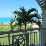 1BR Suite (Oceanview) - view from balcony