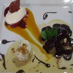 dessert van de chef