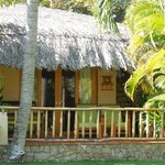 Our Deluxe Garden Bungalow