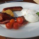 Mia Sunriser Breakfast - delicious