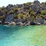 Alipa beach - Lakonia