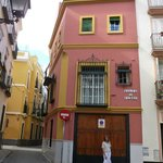 Street corner, Calle Y Ferre, where Boutike is located