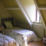 Annexe chambre Hellebore double couchage