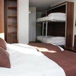 chambre familiale - 4 couchages