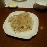 Surprising tasty jellyfish