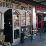 Casino Slots  linked to Henry J's
