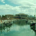 Marina - La Llonja in the background