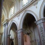 colonne in marmo della Chiesa madre di Erice