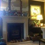 Fabulous Fireplace !