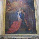 tela di Maria Bambina con la mamma S.Anna