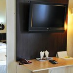 Led Tv in all rooms.